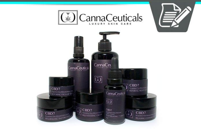 cannaceuticals cbd skincare