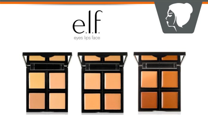 Elf cream contour palette review achieve a perfectly whats inside elf cream contour palette ccuart Choice Image