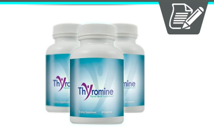 Buy Thyromine Amazon Reviews Side Effects Ingredients Best