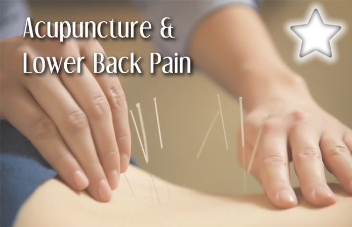 Acupuncture For Lower Back Pain Relief Review Real