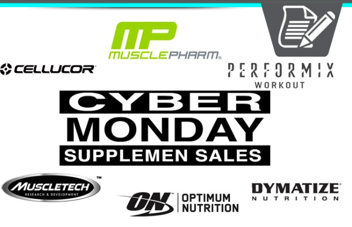 Cyber monday supplement sales review best discounts coupon codes cyber monday supplement deals fandeluxe Gallery