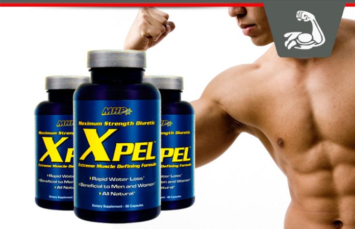 mhp xpel review - lose water weight fast & gain muscle definition?, Muscles