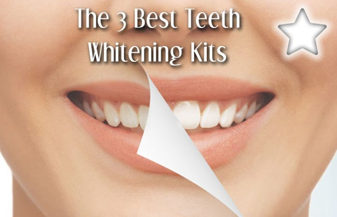 The 3 Best Teeth Whitening Kits For Home Use That Really Work