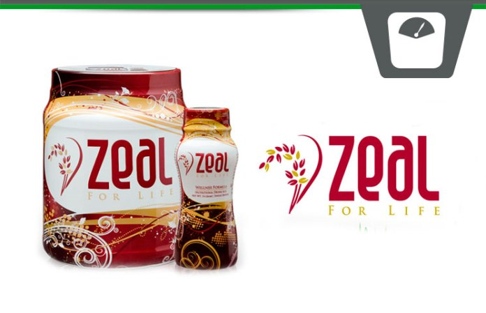 zeal for life weight loss program