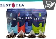 Zest Tea Review