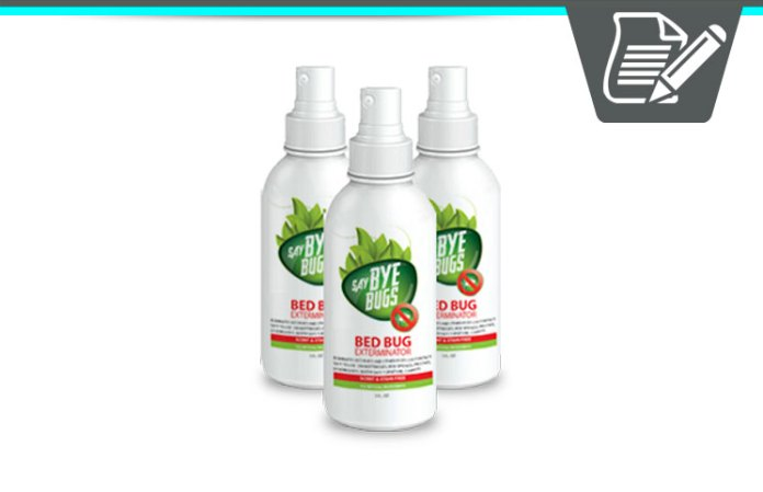 Say Bye Bugs Review Natural Family Safe Spray To Get Rid