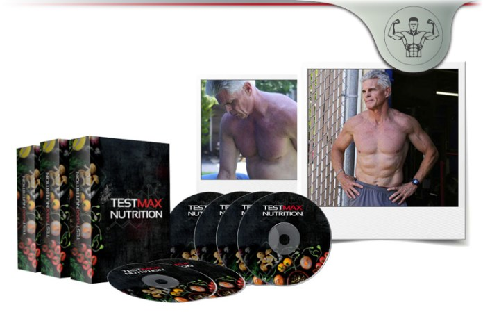 What is TestMax Nutrition Recipes?