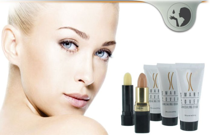 Smart Cover Cosmetics Review - Camouflage Makeup For All ... - photo #1