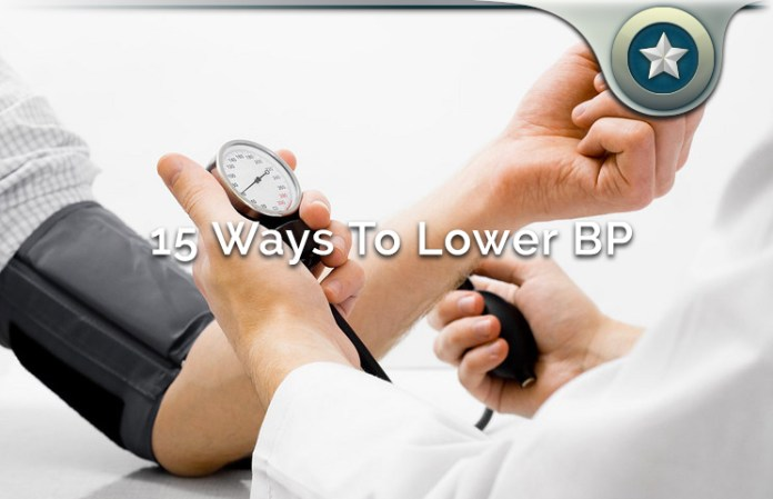 15 Natural Lifestyle Ways To Lower Blood Pressure