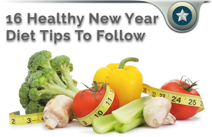 new year diet tips