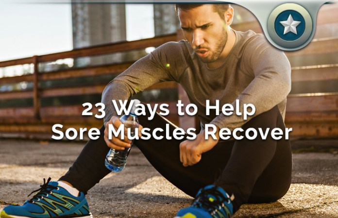Sore Muscle Recovery