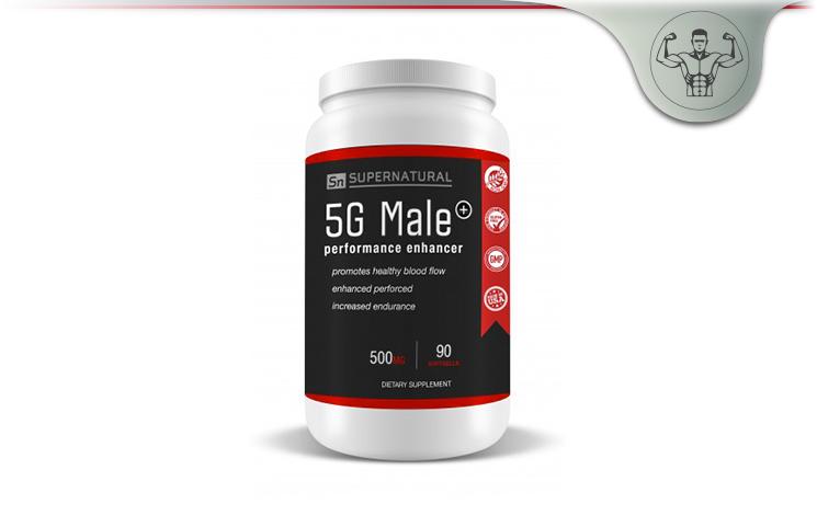Best Diet Pills >> 5G Male Plus Review - Natural Male Enhancement Ingredient ...