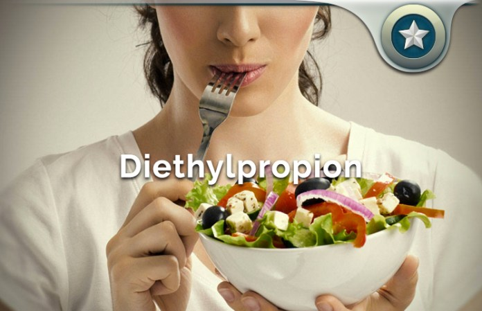 Diethylpropion