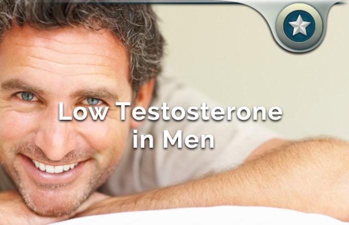 Low Testosterone in Men