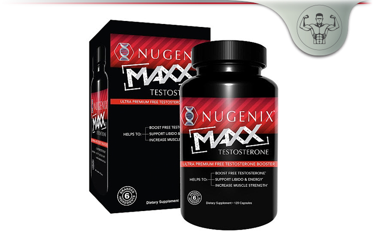 Nugenix Maxx Review - Nugenic's Natural Free Testosterone Booster?