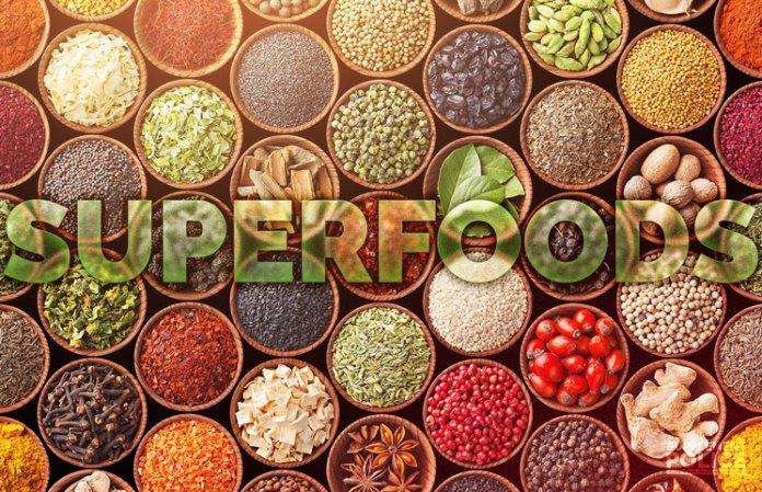top superfoods health benefits