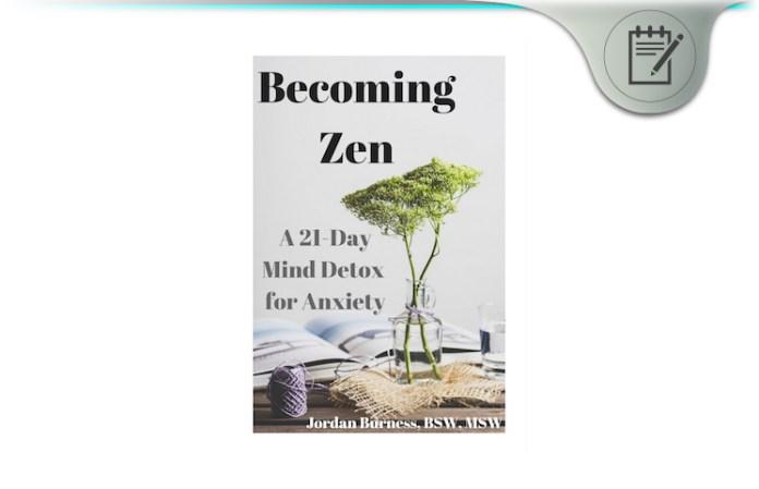 becoming zen