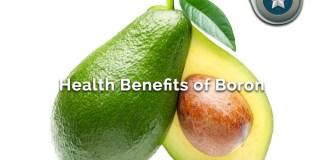 Boron Health Benefits