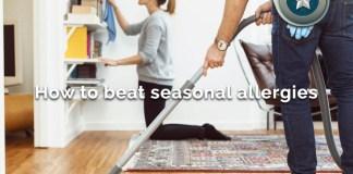 How to Beat Seasonal Allergies