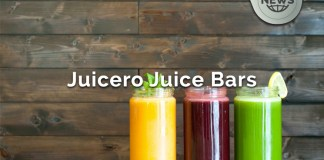 Juicero Juice Bars