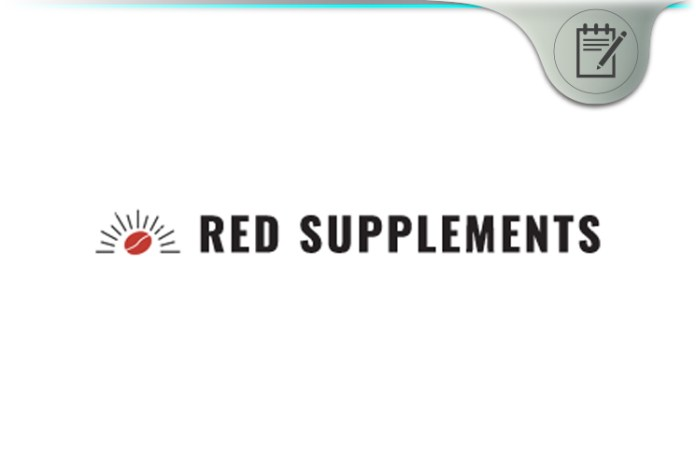Red Supplements Ice Cream Protein