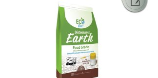 EcoBest Diatomaceous Earth Food Grade