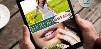 herpes never again