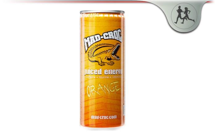 Mad Croc Orange Energy Drink Review Healthy Chew Amp Gum