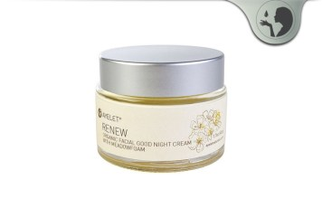 Ayelet Naturals Organic Facial Good Night Cell Renewing Cream