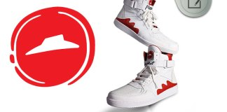Pizza Hut Pie Top Basketball Shoes For Ordering March Madness Pizza