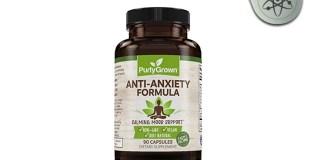 Purly Grown Anti-Anxiety Formula