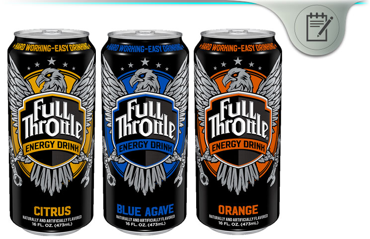 Full Throttle Energy Drink Review - Safe & Healthy