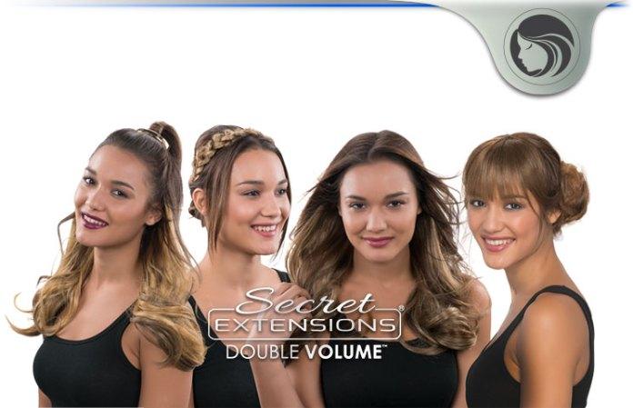 Secret extensions double volume salon edition review natural hair secret extensions double volume extensions pmusecretfo Images