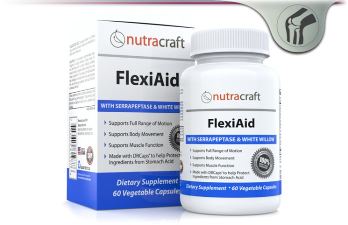 Flexiaid Natural Pain Relief