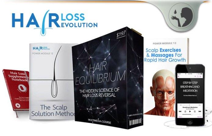 Hair Loss Revolution Hair Equilibrium