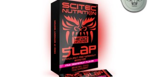 Slap Stimulant Pre-Workout Booster