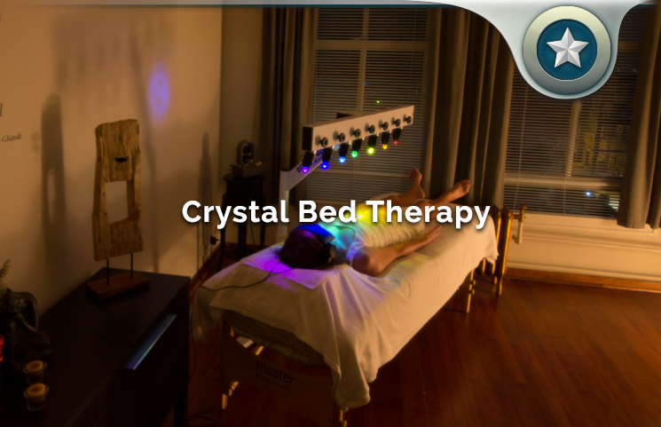 Crystal Bed Therapy Review - Quartz Healing Color Light