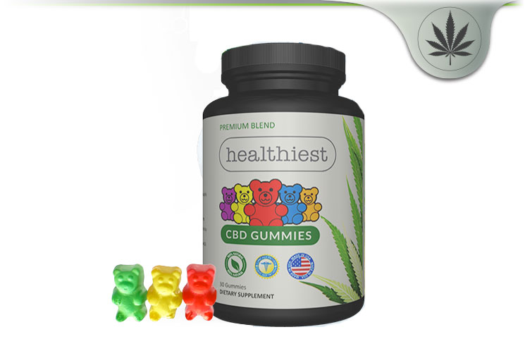 Healthiest CBD Gummies Review - Miracle Cannabidiol Health Benefits?