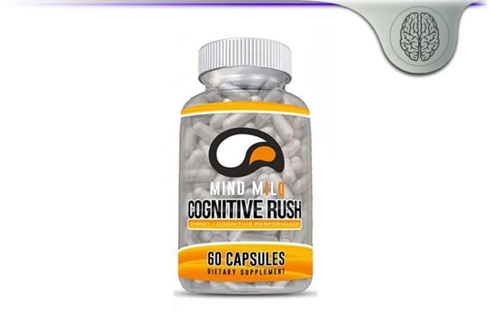 Mind Milq Cognitive Rush