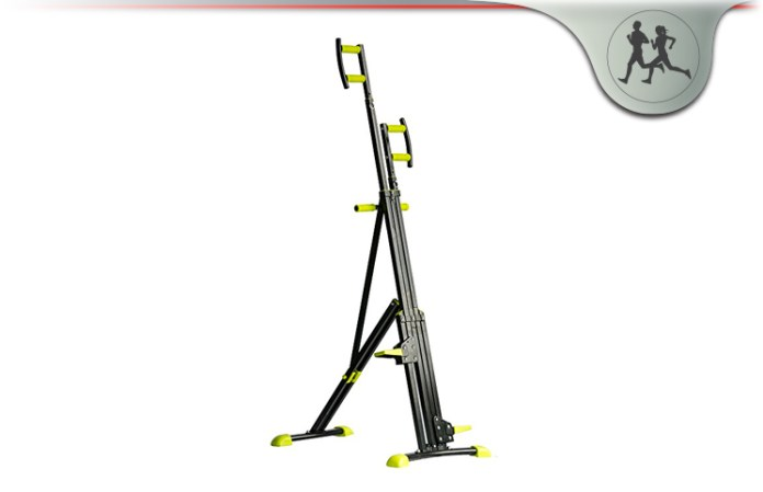 Vertical Climber Exercise Climbing Machine Home GYM