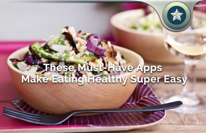 Healthy Eating Mobile Apps