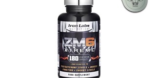 Iron Labs Nutrition ZM6 XTREME
