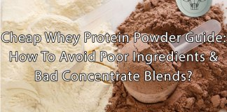 Cheap Whey Protein Powder Side Effects