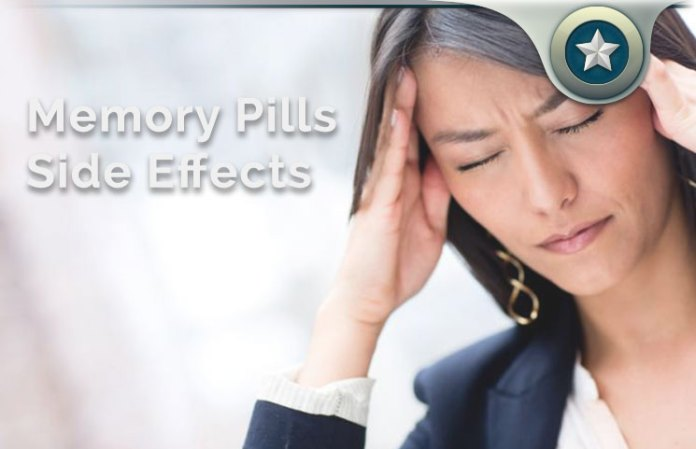Memory Pills Side Effects Review Dangerous Nootropic Ingredient