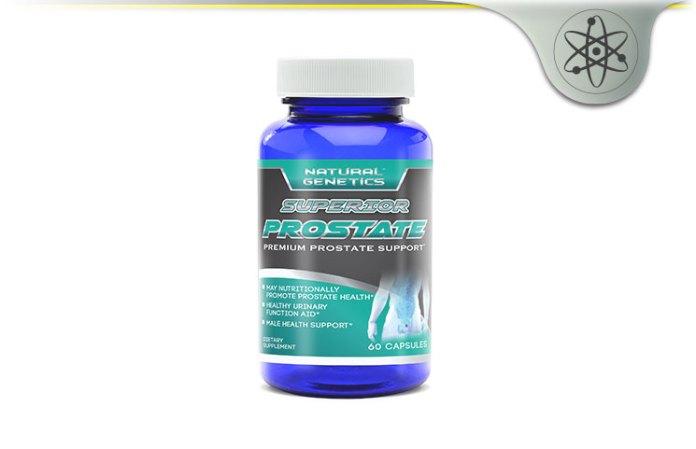 Natural Genetics Superior Prostate