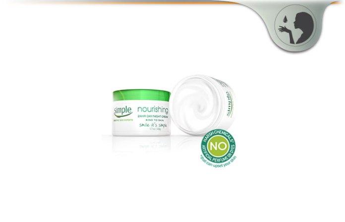 Simple Skincare Nourishing 24HR Day/Night Cream