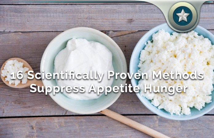 11 Studied Ways To Suppress Hunger