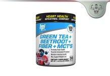 BPI Sports Health Green Tea + Beetroot + Fiber + MCT