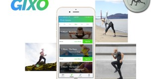 Gixo Live Group Fitness Classes