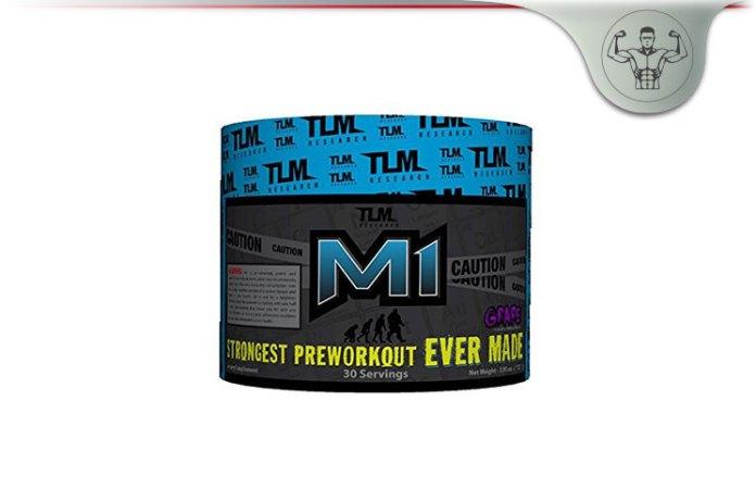 TLM M1 Pre-Workout